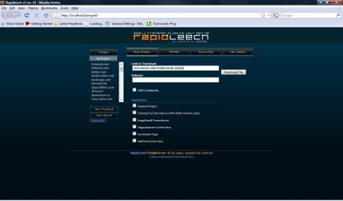 screenshot http://localhost/kampret/
